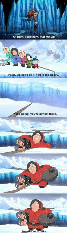 Family Guy my fav scene