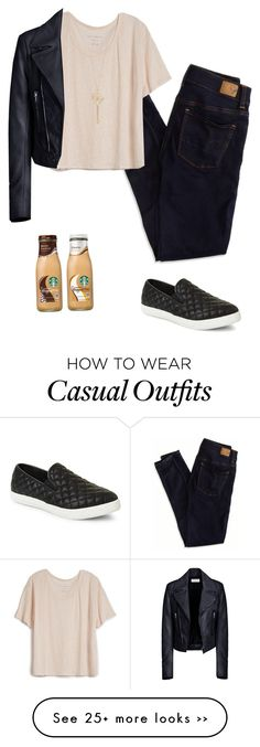 """Casual"" by clarityclark on Polyvore"