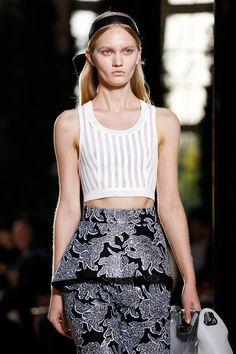 Balenciaga Spring 2014 Ready-to-Wear Collection