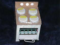furniture cardboard miniatures - Buscar con Google