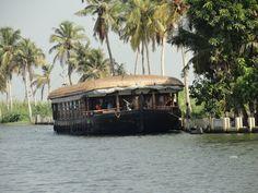 Kerala boat house #inde_du_sud  #inde #voyage #kerala #voyage_agence_aryavrittravels #aryavrittravels