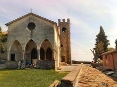 Santuario di Santa Augusta (nice walk to the top) - Vittorio Veneto