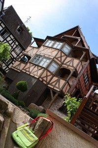 #Reise ins #Elsass und schon ist das französische Fernsehn am #WellnessBummler interessiert