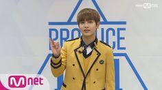 PRODUCE 101 season2 마루기획ㅣ권협ㅣ사투리소년의 유혹 @자기소개_1분PR 161212 EP.0