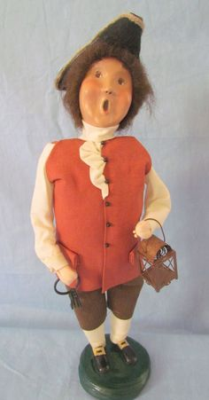 Byers Choice Caroler Williamsburg Exclusive Inn Keeper