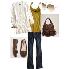 """""""Fall Casual"""" by mirapaigew on Polyvore,  If only I brought my moccasins."""