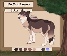 DotW: Saba by Tazihound on DeviantArt