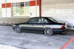 BMW 540i 6 speed 128/797 e34 by Masken87, via Flickr