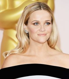 Soft Smokey Eye + Nude Lip - The Only Beauty Looks You Need to See From the 87th Oscars via @byrdiebeauty