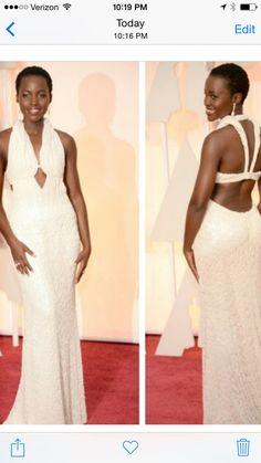 Lupita 2015 Oscars