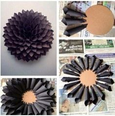 Paper and cardboard Decore