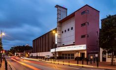 Oscar Deutsch's cinemas were the most exotic architecture in many British towns and cities. But the wrecking ball has claimed many – and is still swinging New Cinema, Photo Essay, Portsmouth, Present Day, Ancient Greek, The Guardian, Small Towns, 1930s, Facade