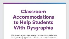 Accommodations Guide | Learning Disabilities, ADHD, Dyslexia - Understood