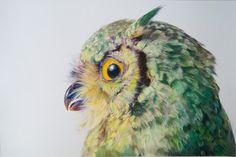 DOYOUWANTALOOKBOOK: HAPPY OWL