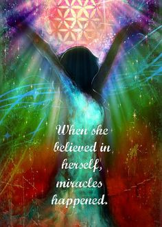 """Miracles Happen"""