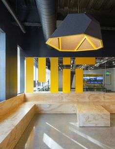 MIT Beaver Works | Merge Architects; Photo: John Horner Photography/David Bragdon | Archinect