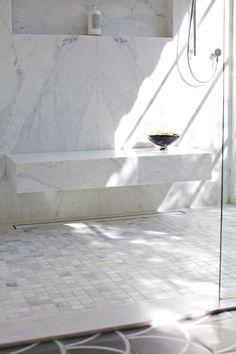 Unique Home Decor Super bath room shower bench steam room ideas Timeless Bathroom, Modern Master Bathroom, Bathroom Spa, Moroccan Bathroom, Steam Room, Steam Bath, Steam Spa, Bathroom Renovation Cost, Shower Seat