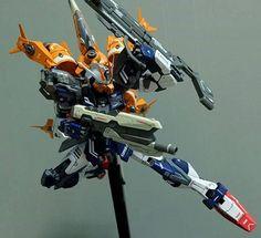 Custom Build: MG 1/100 Variant Strike Gundam [Moebius Zero] - Gundam Kits Collection News and Reviews