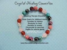 Healing recipe bracelet