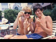Brian and Keith in Miami Beach