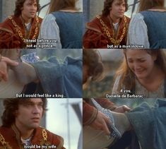 Probably my favorite part of the movie....probably my favorite movie too