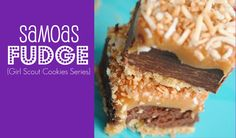 In case you missed my last two posts (#1 and #2), you've landed smack dab in the middle of Samoas Week here at Something Swanky! Week 1 of 3 weeks dedicated to all things Girl Scout Cookie-inspired. This fudge is awesome. I haven't been able to stop eating it. There are a couple of different …