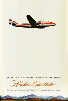 vintage everyday: Vintage Travel and Airlines Ads Around The World