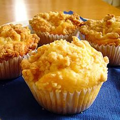 Delicious Pineapple Muffins