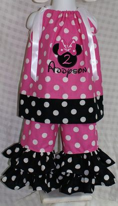 Hey, I found this really awesome Etsy listing at http://www.etsy.com/listing/64730943/minnie-mouse-pillowcase-top-and-double