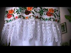 Vestido tradicional de Chiapaneca_Carolina Alabat - YouTube