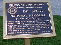 Dr. Seuss National Memorial