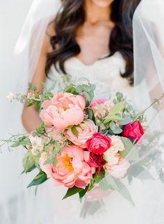 Featured Photographer: Rebecca Yale Photography; Wedding bouquet idea.