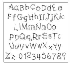 """FREE font """"Bouncing Around"""""""