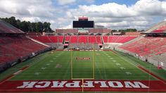 Cater-Finley Stadium, 2014 ... NC State Wolfpack.