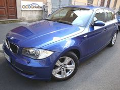 BMW 116i 5p  '08  KM. 57.000 € 13.900,00