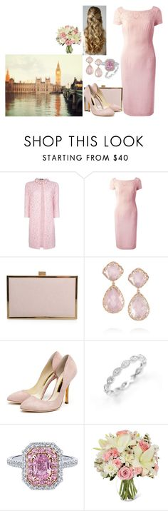 """""""Scarlett atending at charity event"""" by royal-431 ❤ liked on Polyvore featuring MSGM, Fever, Carvela Kurt Geiger, Larkspur & Hawk and Rupert Sanderson"""