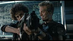 "ripley and hicks, ""aliens"""