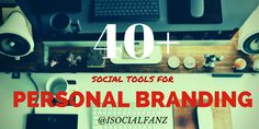 Great resource list (and insight) on personal branding tools by @iSocialFanz .