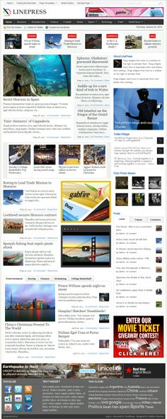 WordPress Themes For News Portal