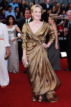 Red Carpet Project - NYTimes.com Meryl Streep Lanvin, 2012