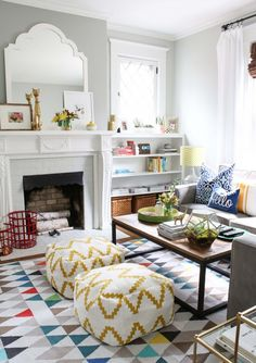 Rooms to Love: Style and Color Collide