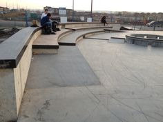 Skate Park, Bing Images, Sidewalk, Exterior, Outdoor Decor, Layouts, Outdoor Rooms, Pavement, Curb Appeal