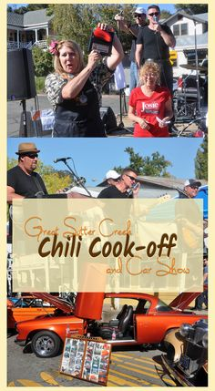The Saucy Sisters had stiff competition at the 2016 Great Sutter Creek Chili Cook-off and Car Show. Do you think we won again this year? Festivals and events in Gold Country.