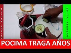 Pocima Traga Años / Cirugia Plastica Casera/ Quita Arrugas, Manchas y Despercude el Cutis 100% - YouTube