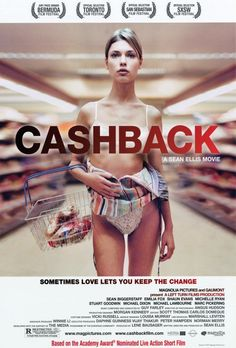 Cashback 11x17 Movie Poster (2006)