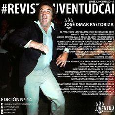 #LunesDeRevista! Les dejamos la edición número 14 de la #RevistaJuventudCAI. #JoseOmarPastoriza