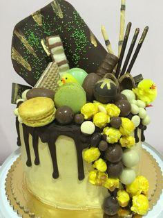 Mi crazy chocolate cake
