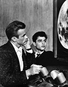 James Dean and Sal Mineo, Rebel Without a Cause (1955)