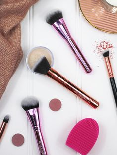 Best Budget Brushes & An Affordable Way to Clean Them