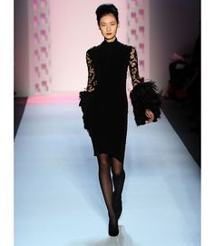 a new take on the LBD